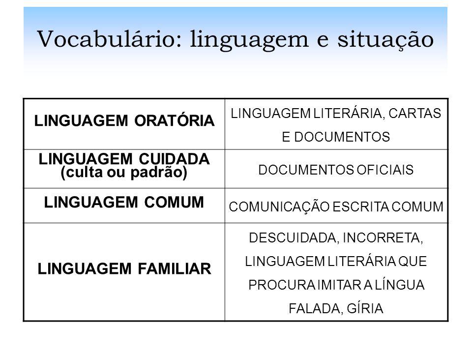 Gramática As duas línguas, falada e escrita, não marcam, do mesmo modo, certos traços gramaticais. A língua escrita apresenta registros gráficos; obed