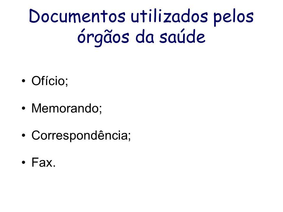 Características da Redação Oficial Impessoalidade; Clareza; Concisão; Formalidade; Uniformidade; Uso padrão culto da linguagem.