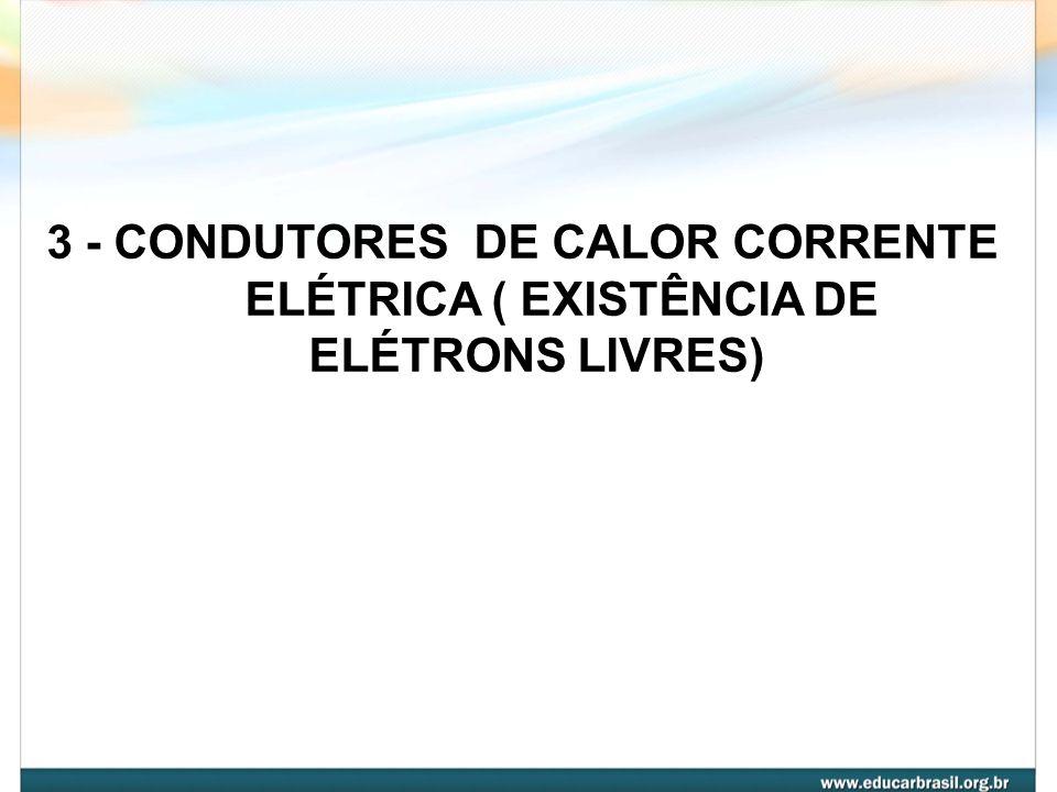 2 - TEMPERATURAS DE FUSÃO E EBULIÇÃO ELEVADO (Acima de 500 o C) TfTe Al6602327 Cu 10832528 Fe 15352800 Pt 17694010