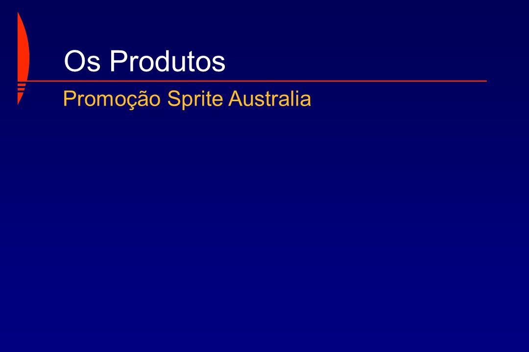 Os Produtos Promoção Sprite Australia
