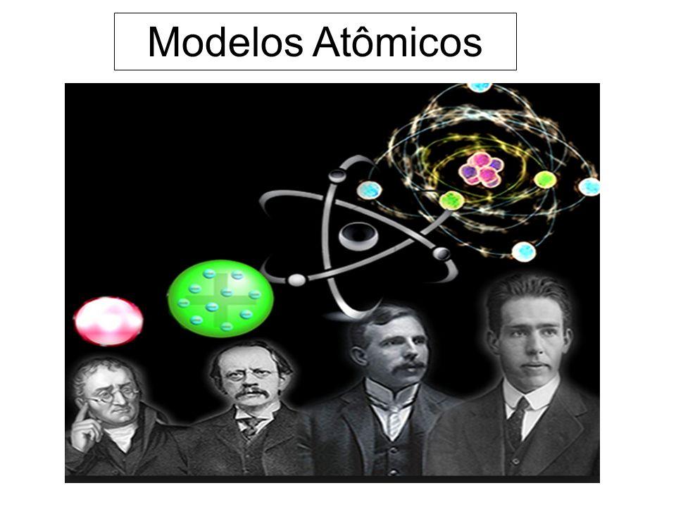 O átomo atual