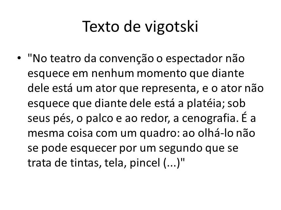 Texto de vigotski