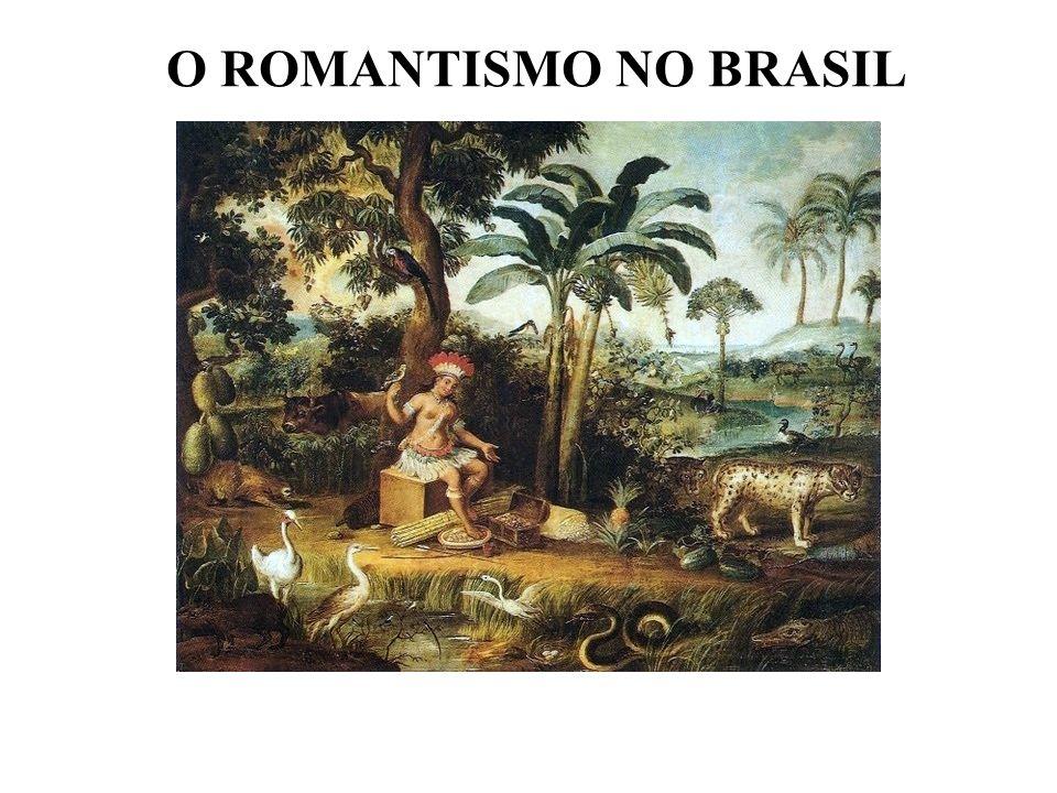 PRIMEIRA GERAÇÃO -Didaticamente o Romantismo teve início em 1836.
