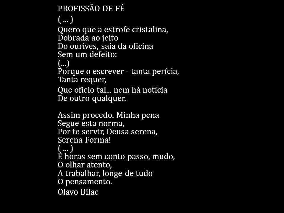 PROFISSÃO DE FÉ (...