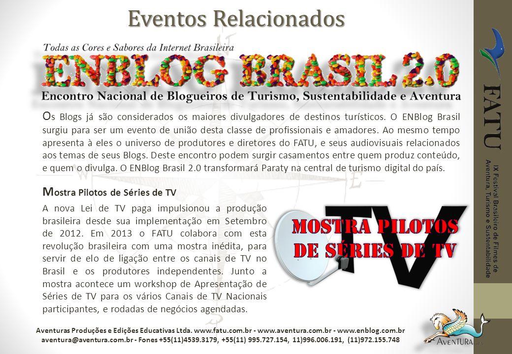 O s Blogs já são considerados os maiores divulgadores de destinos turísticos. O ENBlog Brasil surgiu para ser um evento de união desta classe de profi