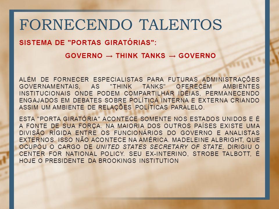 FORNECENDO TALENTOS SISTEMA DE