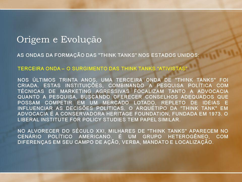 Origem e Evolução AS ONDAS DA FORMAÇÃO DAS