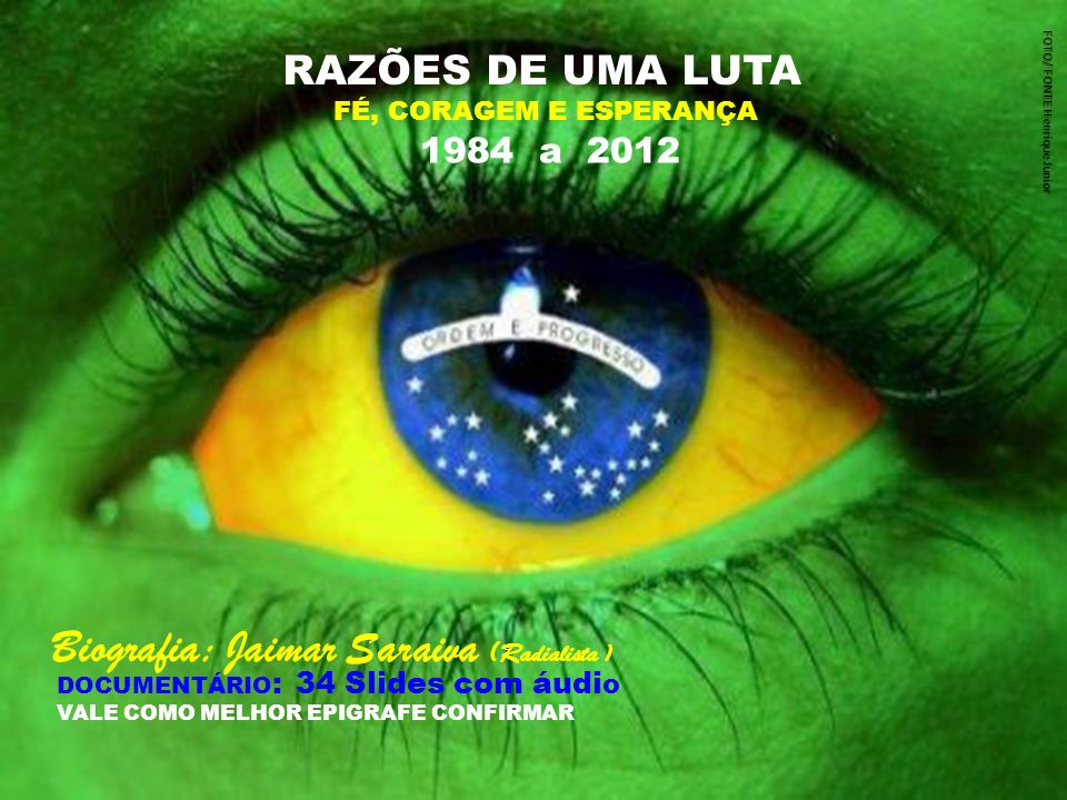 Jaimar Sales Saraiva, radialista.Nasceu em Belém/PA, no dia 29 de Janeiro de 1965.