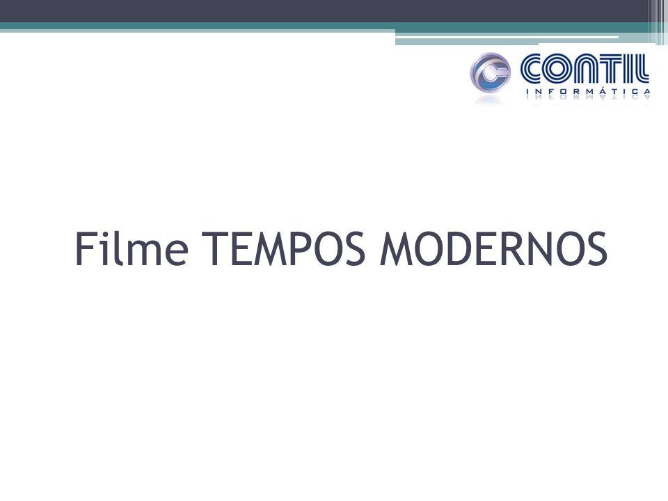 Filme TEMPOS MODERNOS