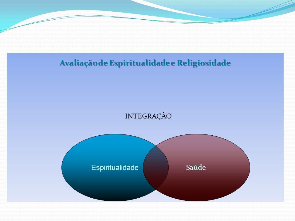 Espiritualidade Saúde INTEGRAÇÃO