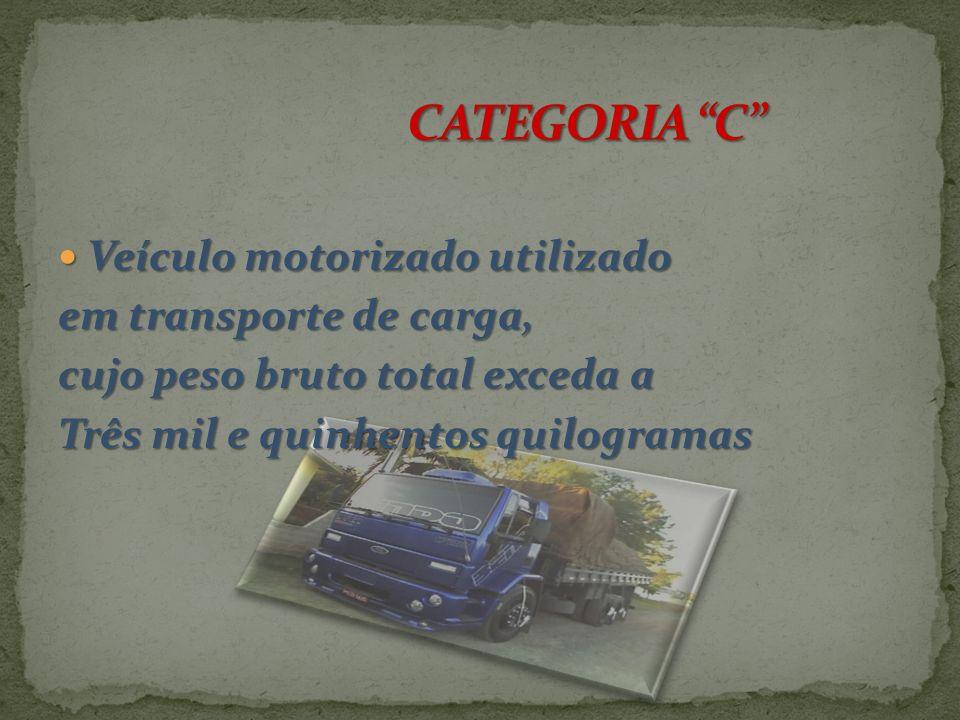 Veiculo motorizado de passeio Veiculo motorizado de passeio ou carga.