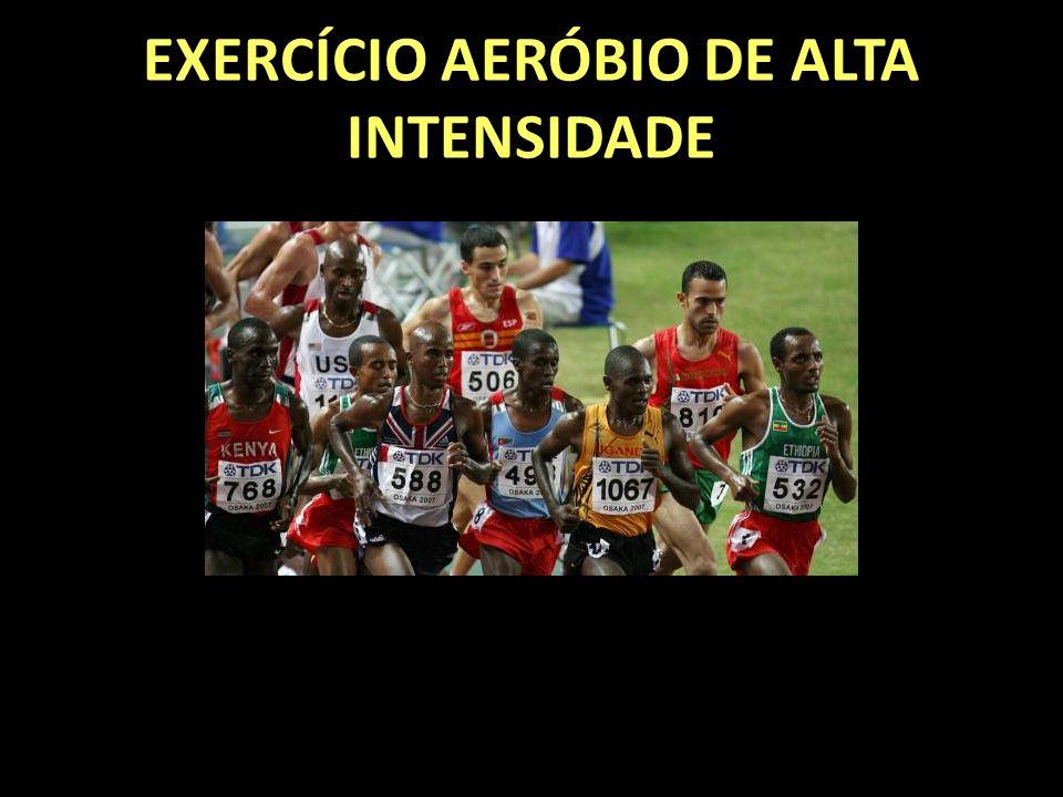 EXERCÍCIO AERÓBIO DE ALTA INTENSIDADE