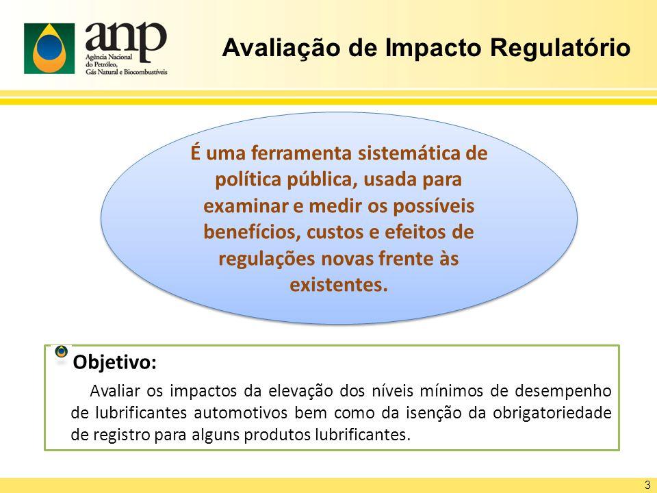 É uma ferramenta sistemática de política pública, usada para examinar e medir os possíveis benefícios, custos e efeitos de regulações novas frente às existentes.