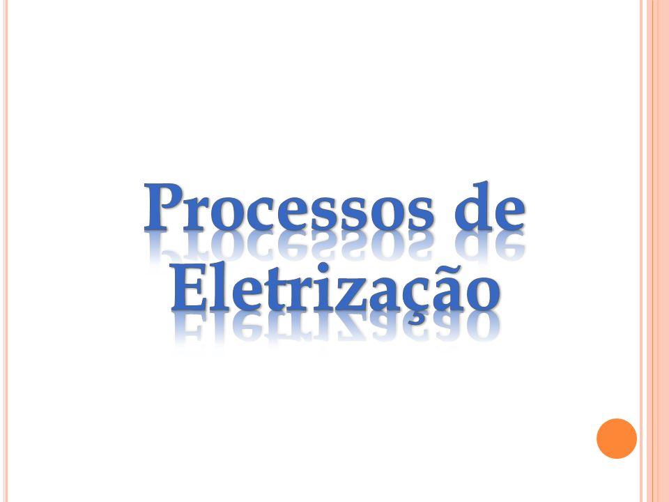 9 – U MA PARTÍCULA ESTÁ ELETRIZADA POSITIVAMENTE COM UMA CARGA ELÉTRICA DE 4,0.10 – 15 C.
