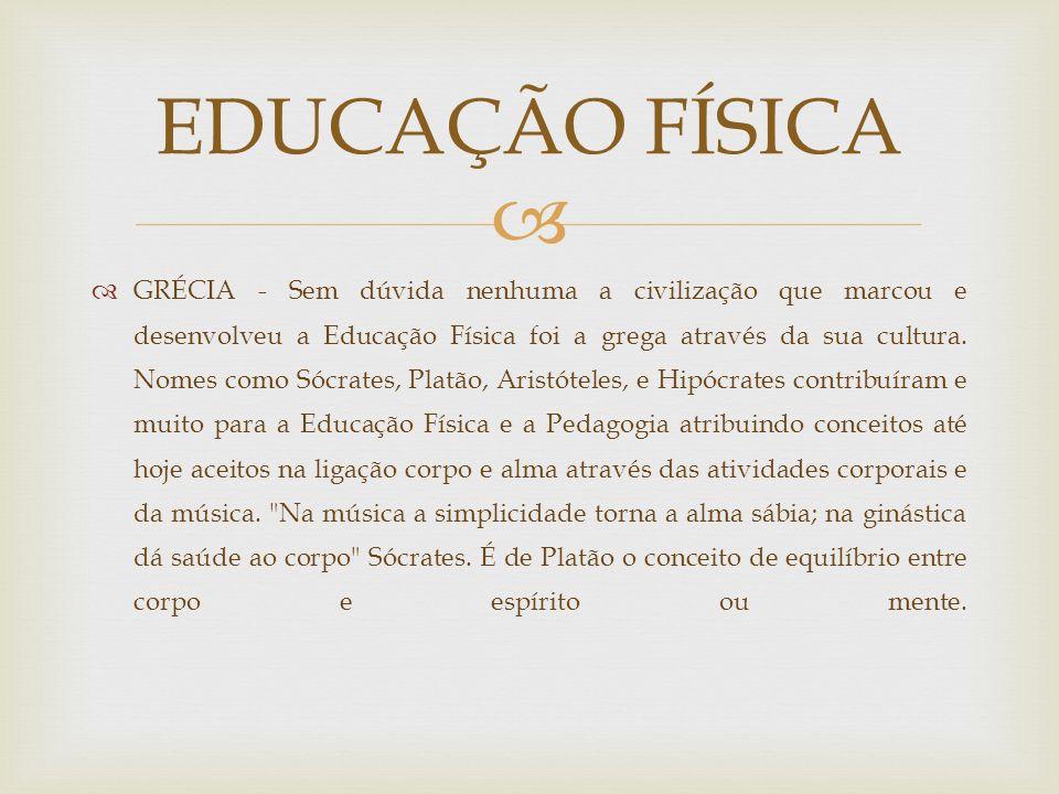 Os passos da profissão: 1946 - Fundada a Federação Brasileira de Professores de Educação Física.