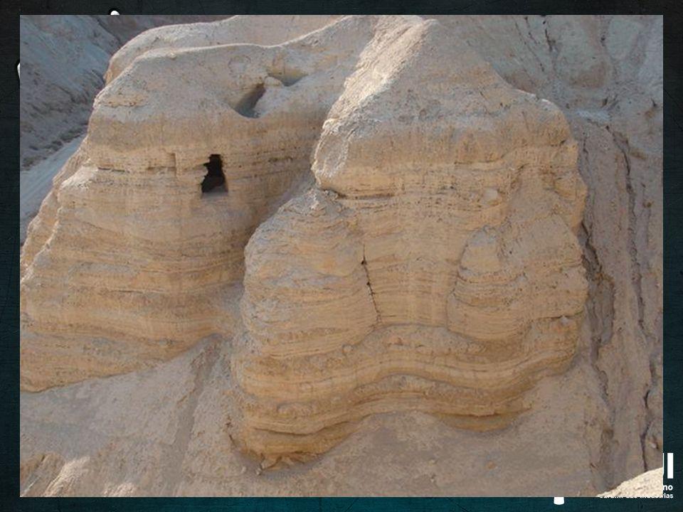 3. QUMRAM: Cavernas no nordeste do Mar Morto, descoberta em 1947 onde foram encontrados manuscritos de 70d.C. Antes disto, os manuscritos mais antigos