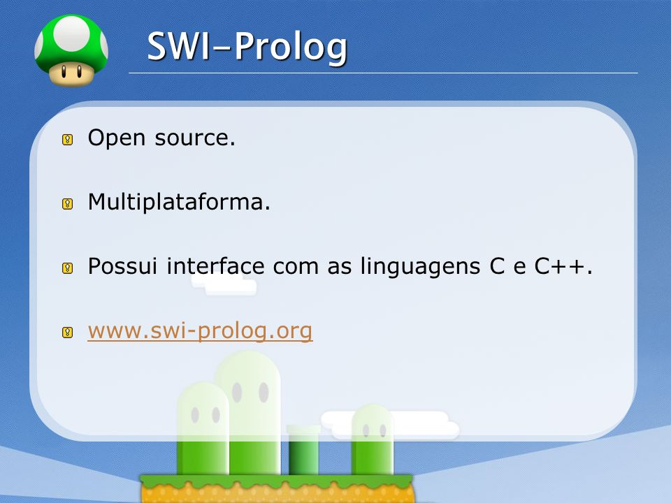LOGO SWI-Prolog - Interface