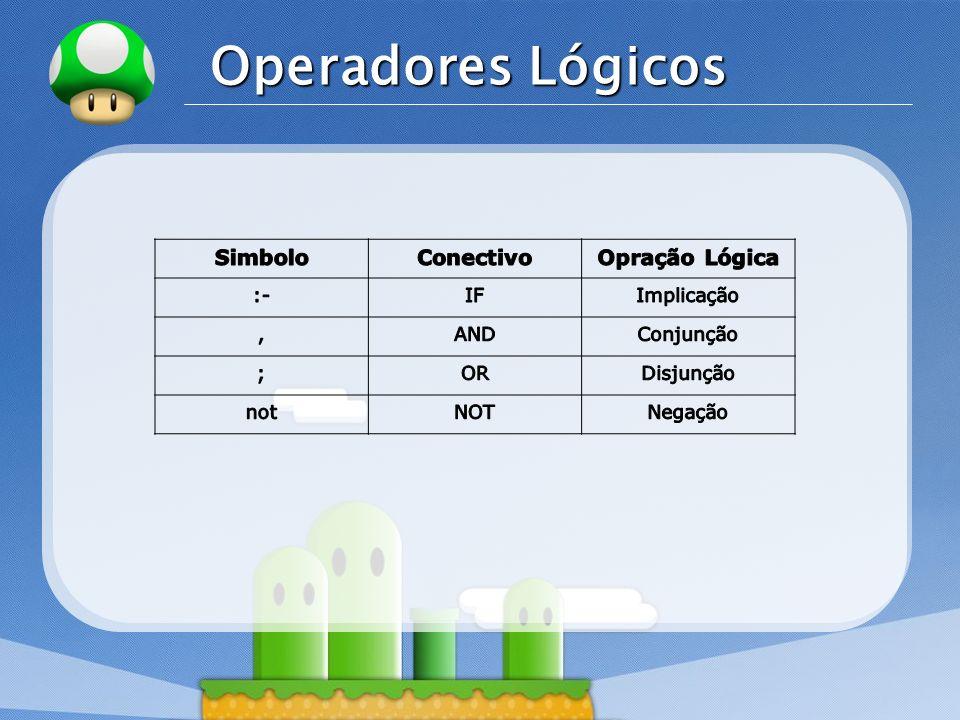 LOGO Operadores Lógicos