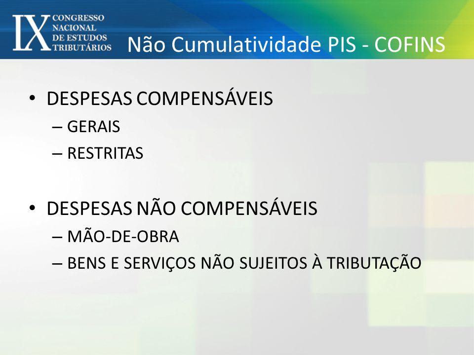 Insumo Conceito PIS COFINS Qual o alcance de INSUMO – a partir de uma perspectiva intrínseca à produção.