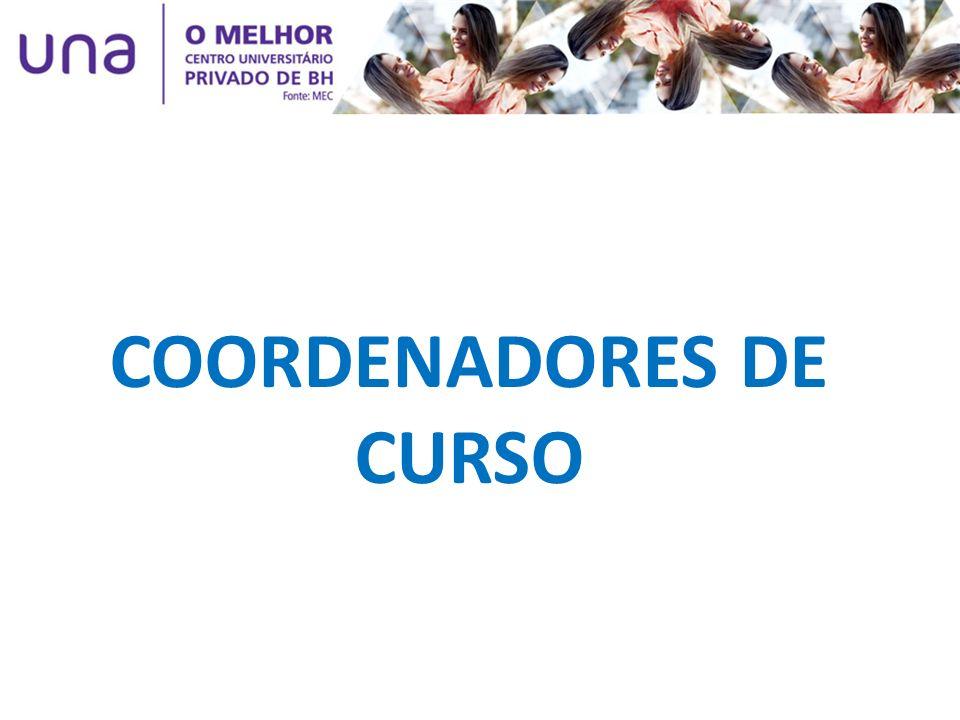 COORDENADORES DE CURSO