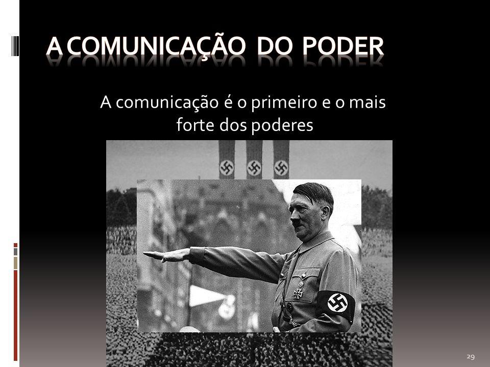 A comunicação é o primeiro e o mais forte dos poderes 29 Seminário Paulo VI - Pascom