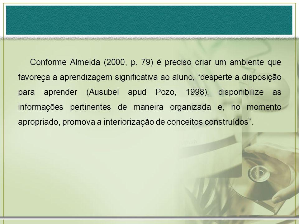 Referências PRADO, M.E. B. B.; VALENTE, J. A. A.