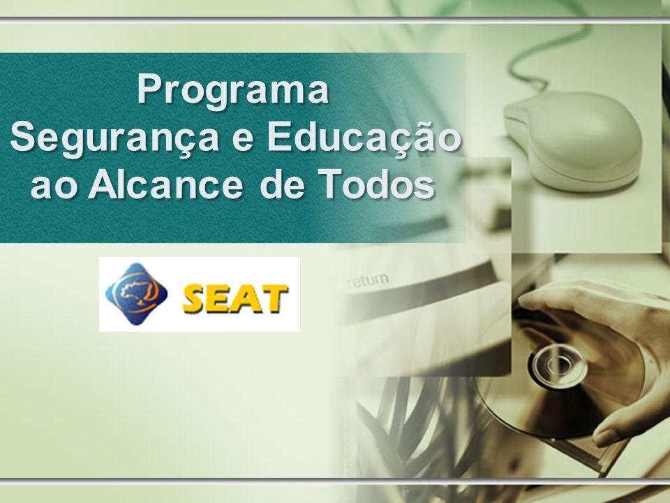 Lançamento Em meados de 2004, surgiu da parceria entre a Secretaria Nacional de Segurança Pública (SENASP) e a Academia Nacional de Polícia do Departamento de Polícia Federal (ANP).