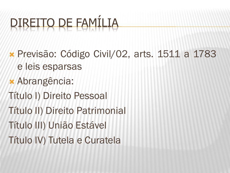 - A regra vem do art.1727, do CC/02, ou seja, concubinato não é família.