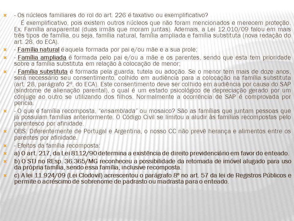 O Direito Brasileiro dispõe sobre quatro tipos de regimes de bens: o regime da comunhão universal de bens, o da comunhão parcial de bens, o da separação de bens e o da participação final dos aquestos.