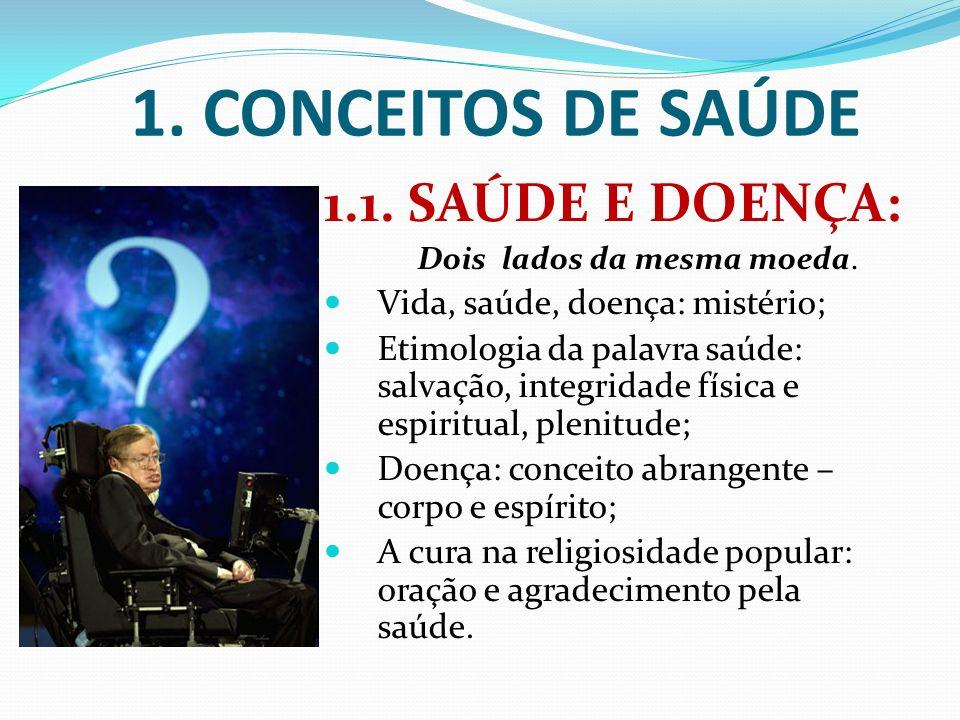 2.SAÚDE E DOENÇA NO NOVO TESTAMENTO 2.2.