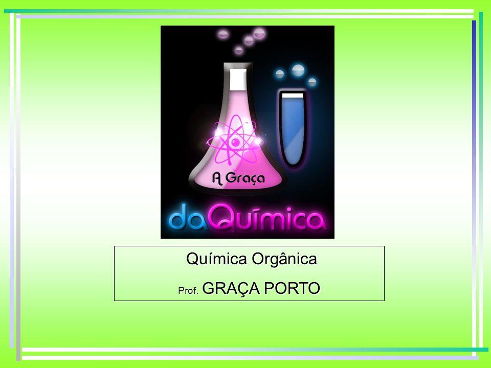 Química Orgânica Química Orgânica Prof. GRAÇA PORTO