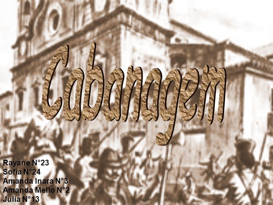 Embora por causas diferentes, os cabanos (índios e mestiços, na maioria) e os integrantes da elite local (comerciantes e fazendeiros) se uniram contra o governo regencial nesta revolta.