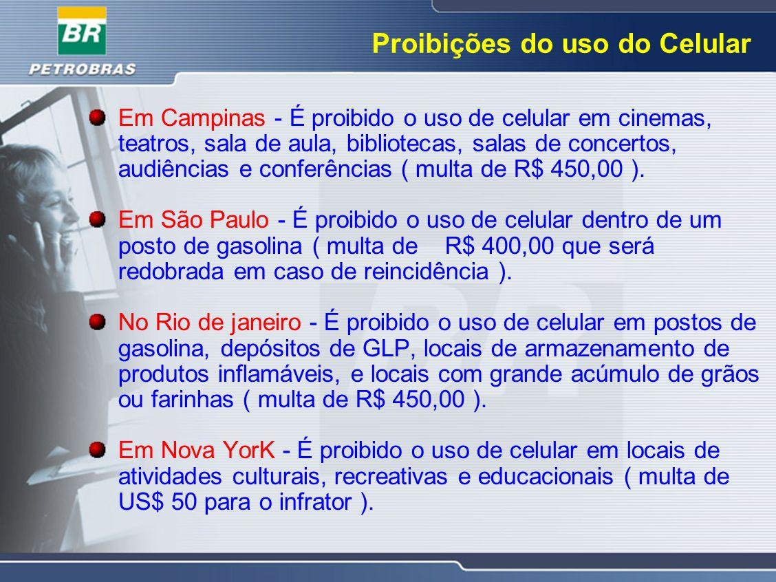 Proibições do uso do Celular Em Campinas - É proibido o uso de celular em cinemas, teatros, sala de aula, bibliotecas, salas de concertos, audiências