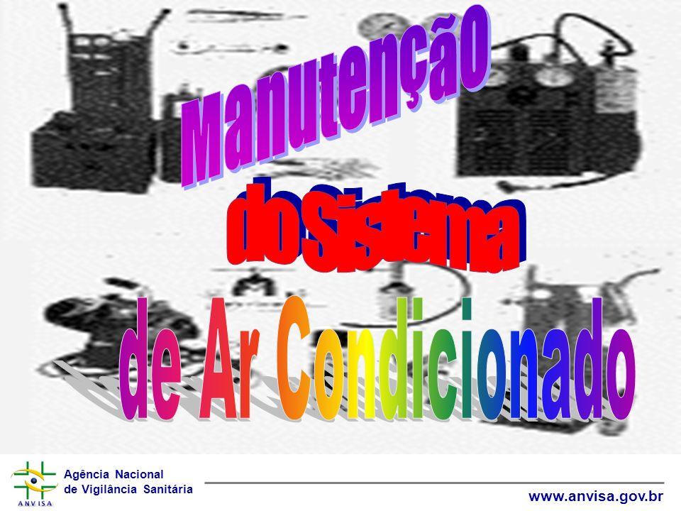 Agência Nacional de Vigilância Sanitária www.anvisa.gov.br