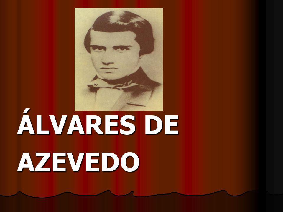 ÁLVARES DE AZEVEDO