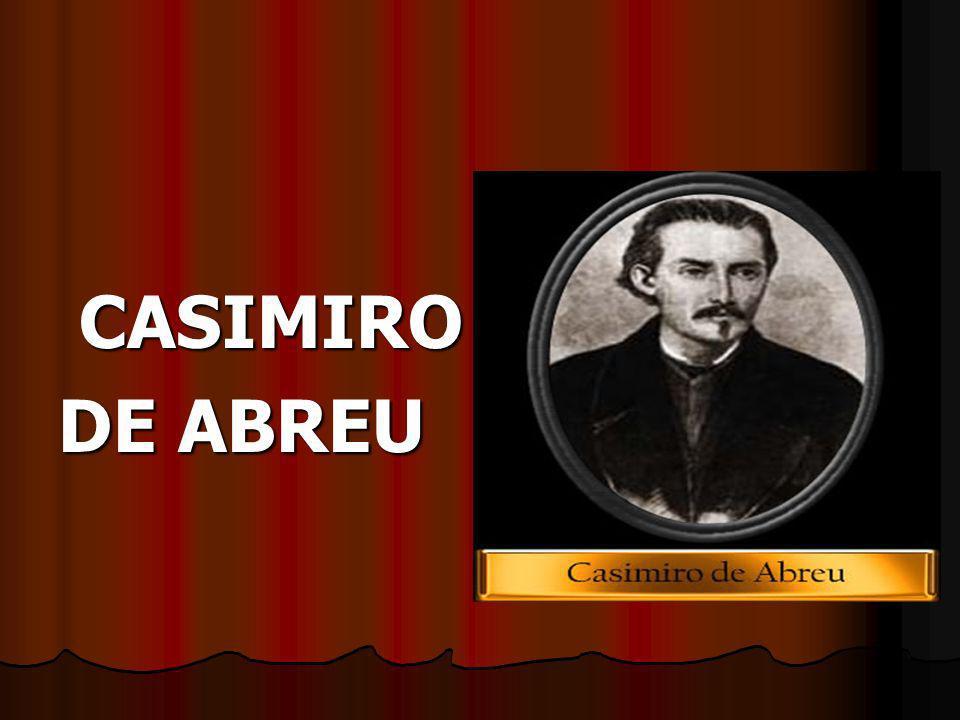 CASIMIRO CASIMIRO DE ABREU