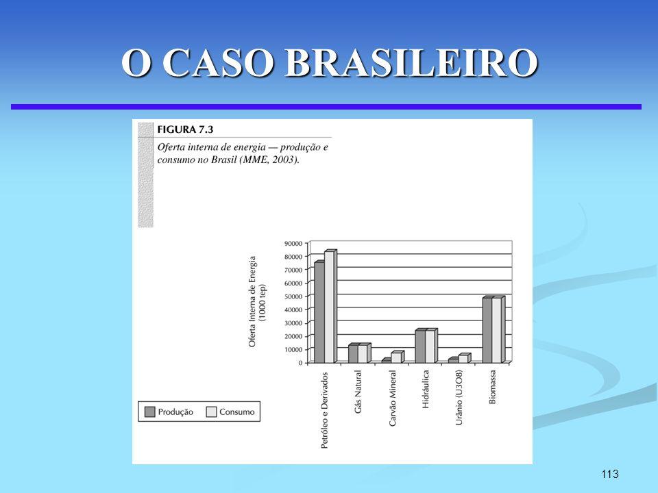 113 O CASO BRASILEIRO