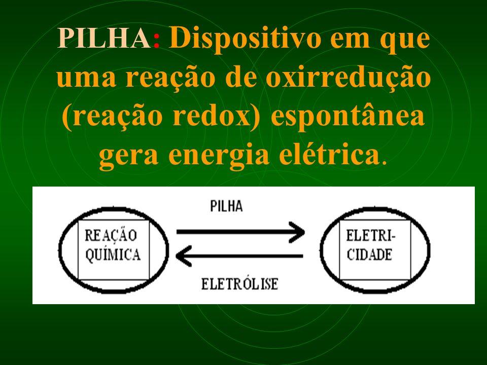Teoricamente a ddp é calculada da seguinte forma: A medida do E red absoluto de um eletrodo é impossível e, sendo assim, a equação acima possui duas incógnitas, já que o único valor obtido na prática é a ddp.