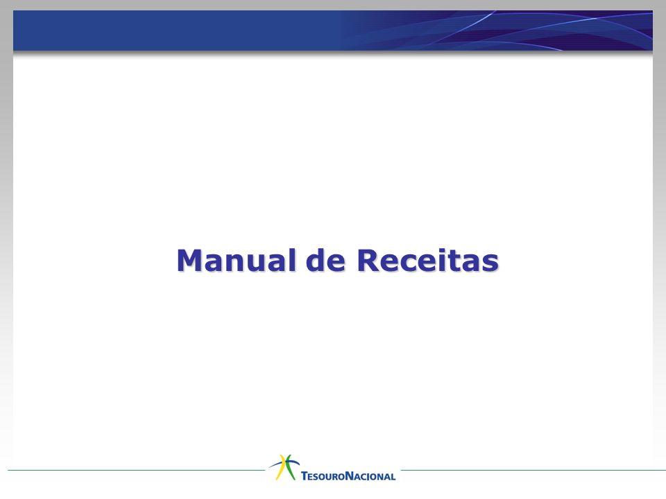 Manual de Receitas