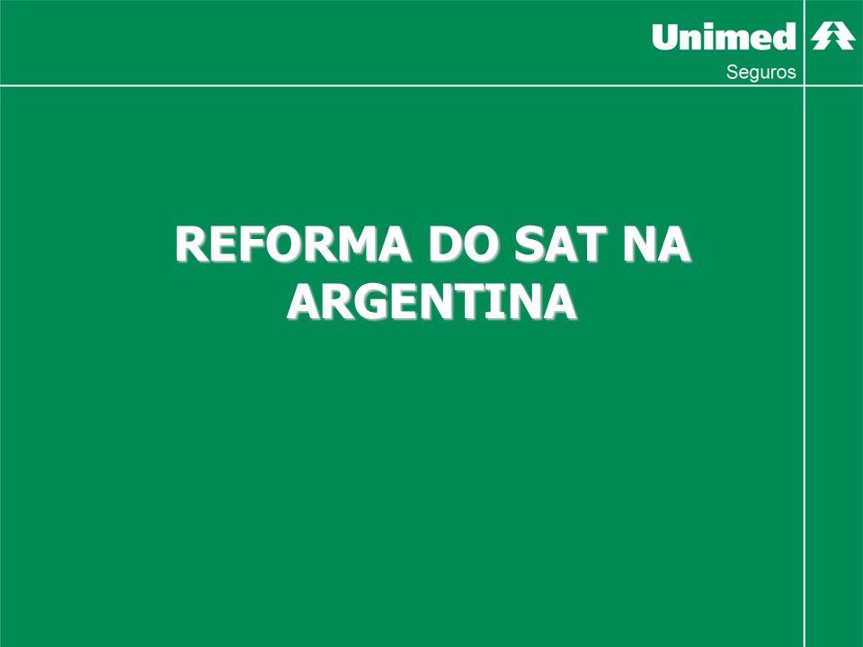 REFORMA DO SAT NA ARGENTINA