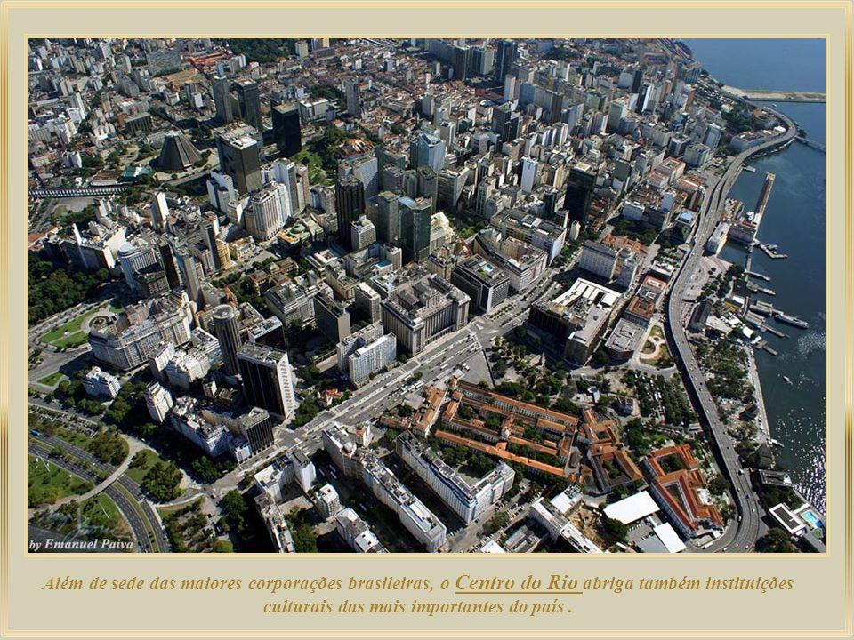 ... e é exatamente a estes jardins do Aterro do Flamengo que os do MAM se integram...