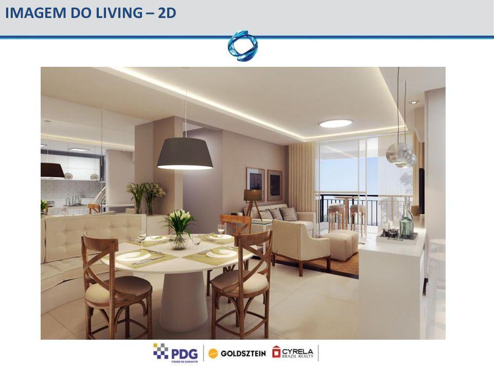 IMAGEM DO LIVING – 2D