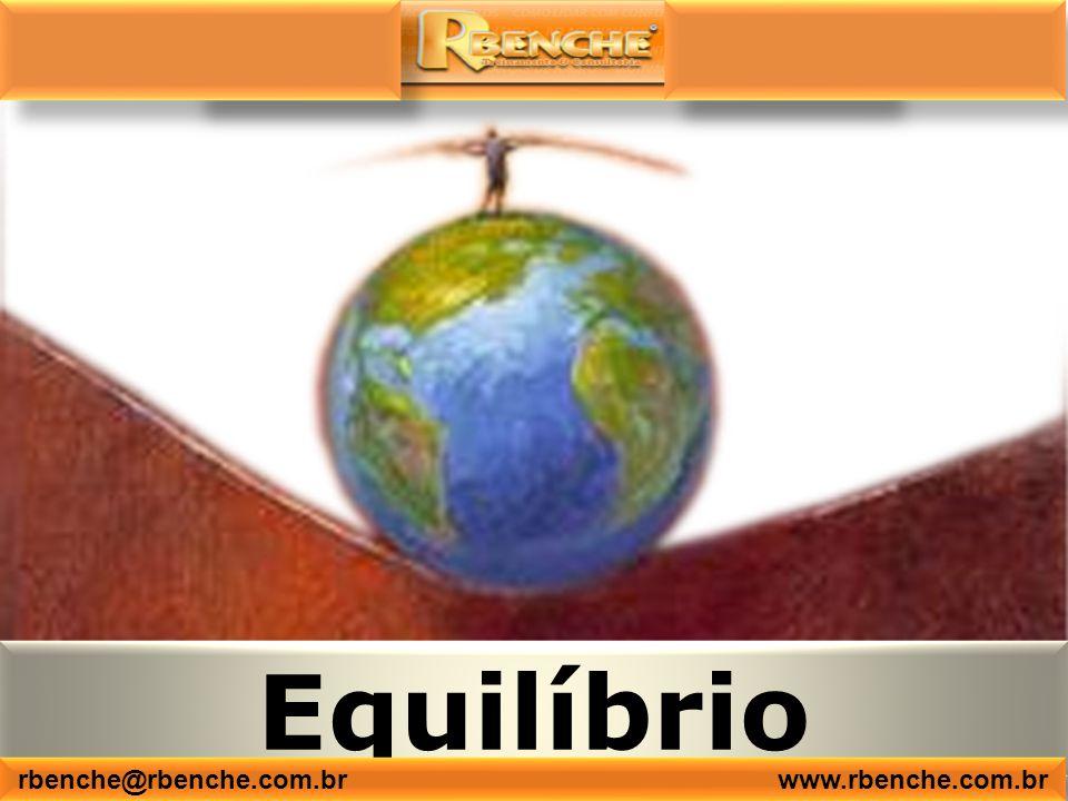 Equilíbrio rbenche@rbenche.com.br www.rbenche.com.br