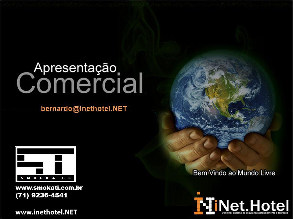 www.smokati.com.br (71) 9236-4541 bernardo@inethotel.NET