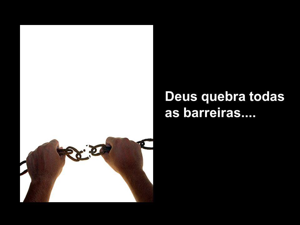 E Jesus é a chave para todos os problemas.