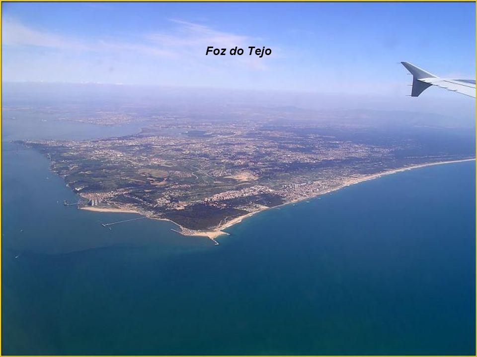 Vista aérea zona de Belém/Jerónimos