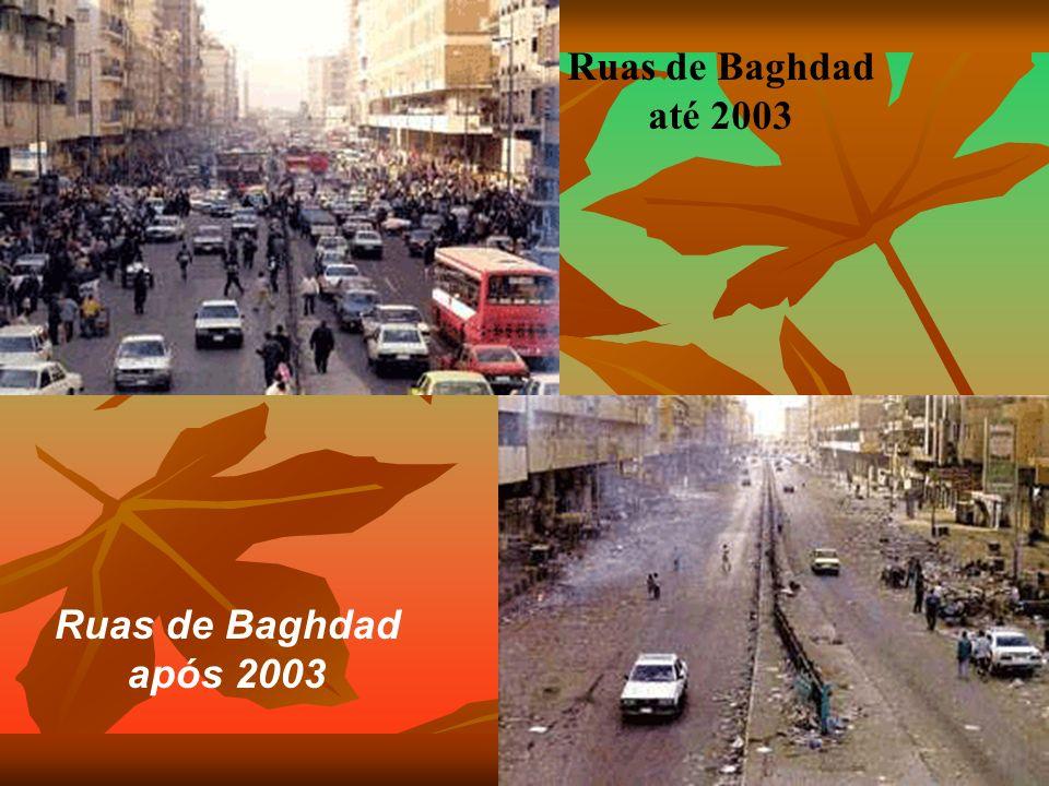 Praça antes de 2003 …E depois da Guerra Libertadora de 2003!!!