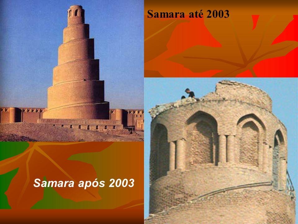 Samara até 2003 Samara após 2003