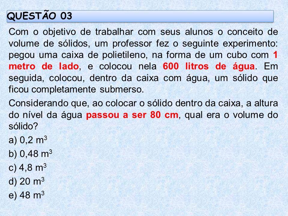 QUESTÃO 04 – ANÁLISE COMBINATÓRIA Para se valer dos serviços de um banco pela internet (internet bank), um cliente precisa digitar uma senha numérica de 4 dígitos em uma teclado virtual semelhante ao figura abaixo.