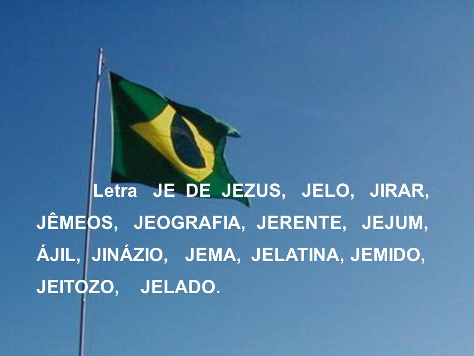 Letra ZE de ZEBRA, EZISTIR, BRAZIL, BLUZA, KAZAL, EZEKUTIVO, AKAZO, AVIZO.
